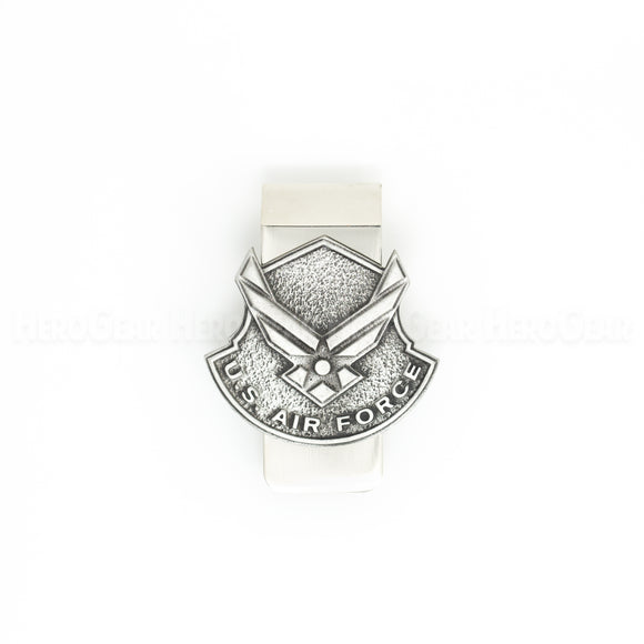 Air Force Hap Arnold Wings Money Clip
