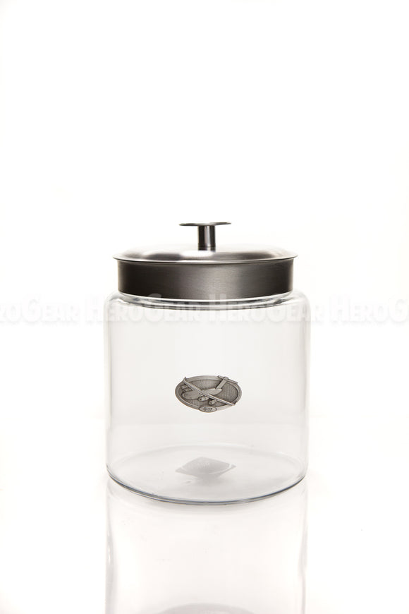Noble Eagle Large Countertop Jar