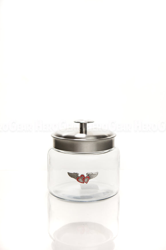 Noble Eagle Small Countertop Jar