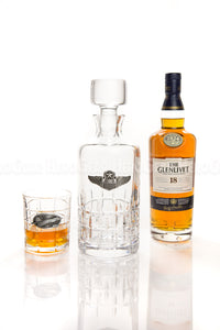 Outlander Decanter, Round