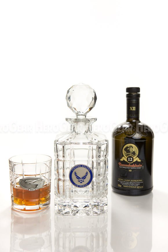 Outlander Decanter, Square