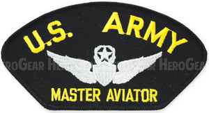 US Army Master Aviator Patch