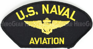 US Naval Aviation Aviator Wings Patch