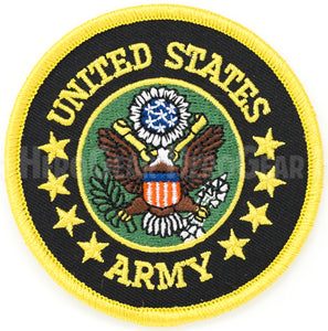 United States Army Round Patch