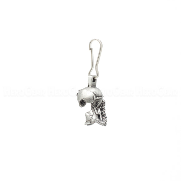 Aviator Helmet Small Zipper Pull