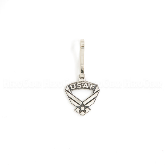USAF Hap Arnold Wings Small Zipper Pull