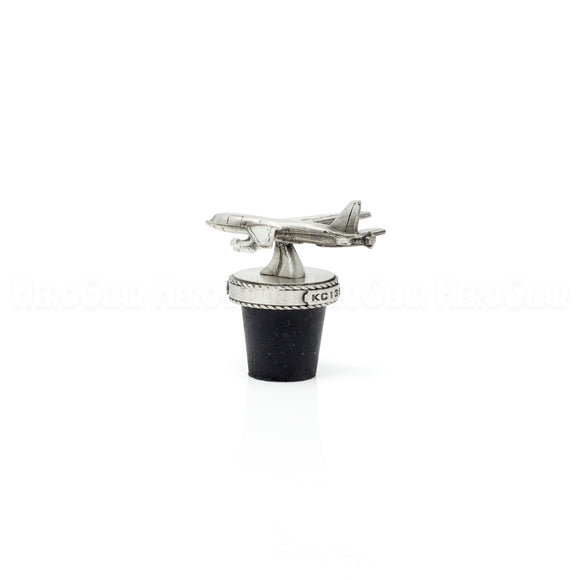 KC-135 Stratotanker Aerial Refueler Wine Corks and Bottle Stoppers
