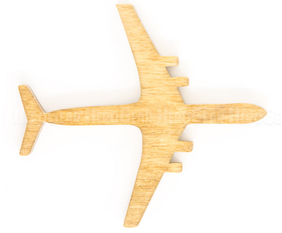 C-5 Galaxy Wood Piece