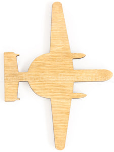 E-2 Hawkeye Wood Piece