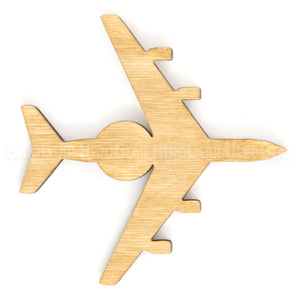 E-3 AWACS Wood Piece