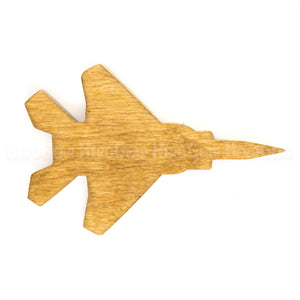 F-15 Fighter Wood Piece