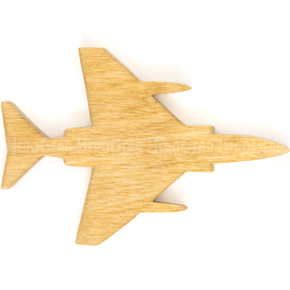 F-4 Phantom Wood Piece