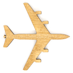 KC-135 Stratotanker Wood Piece