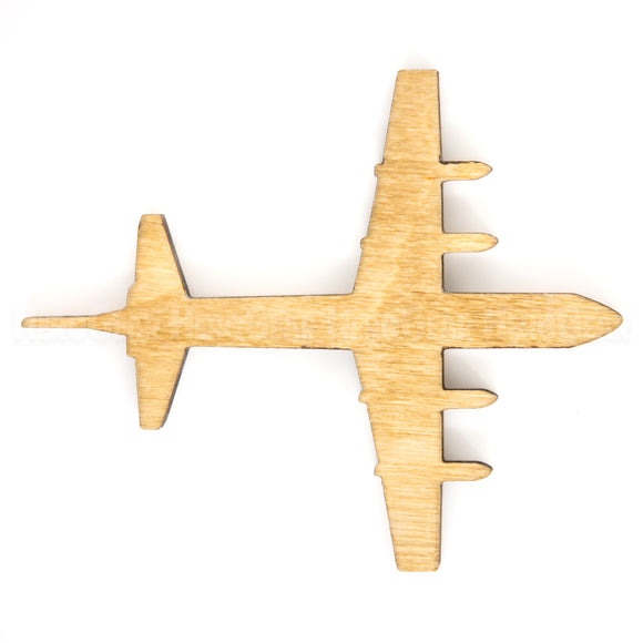 P-3 Orion Wood Piece