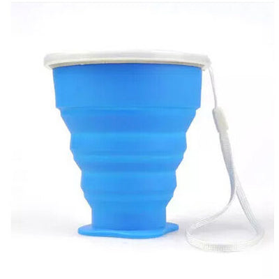 Collapsible Water Cup - TheGearJoint
