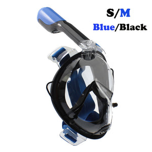 Full Face Snorkeling Mask - TheGearJoint