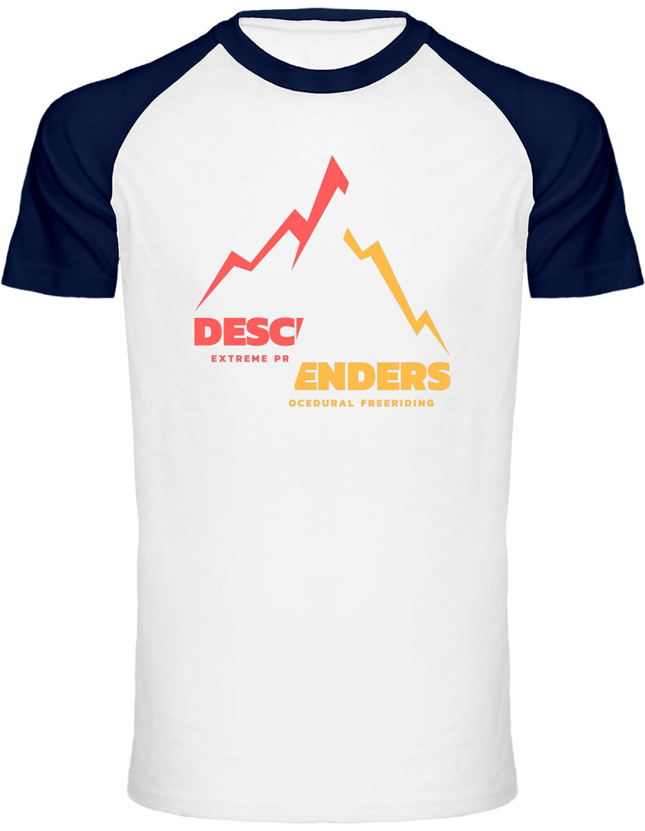 T-Shirt HAOW ❌ DESCENDERS