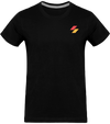 T-shirt Full Black HAOW
