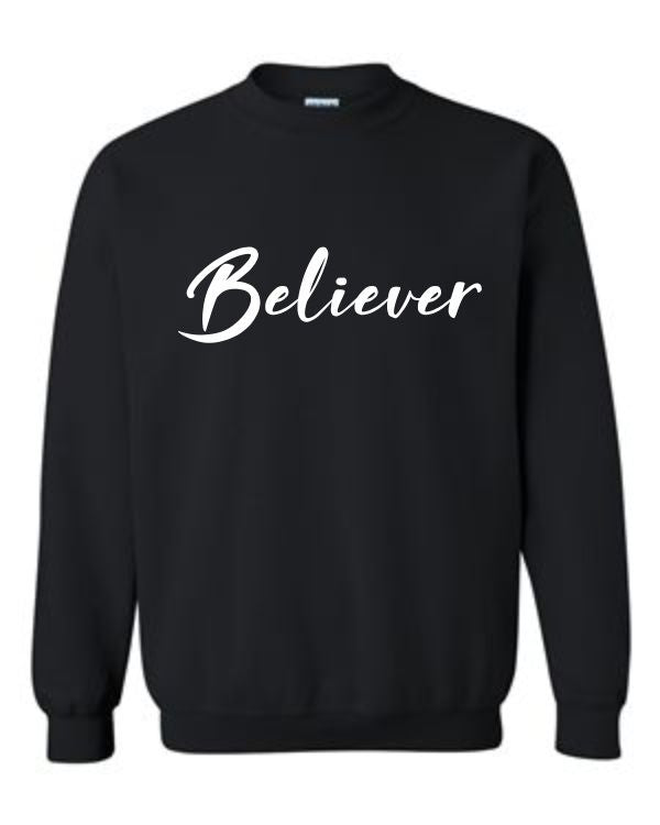 Believer Sweatshirt