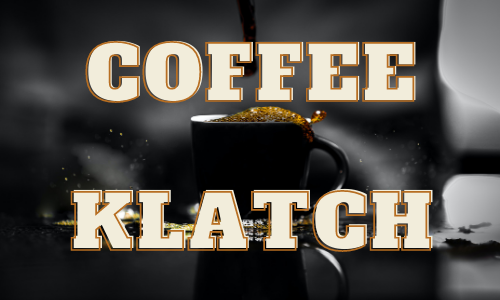Coffee klatch with Chris Chelser