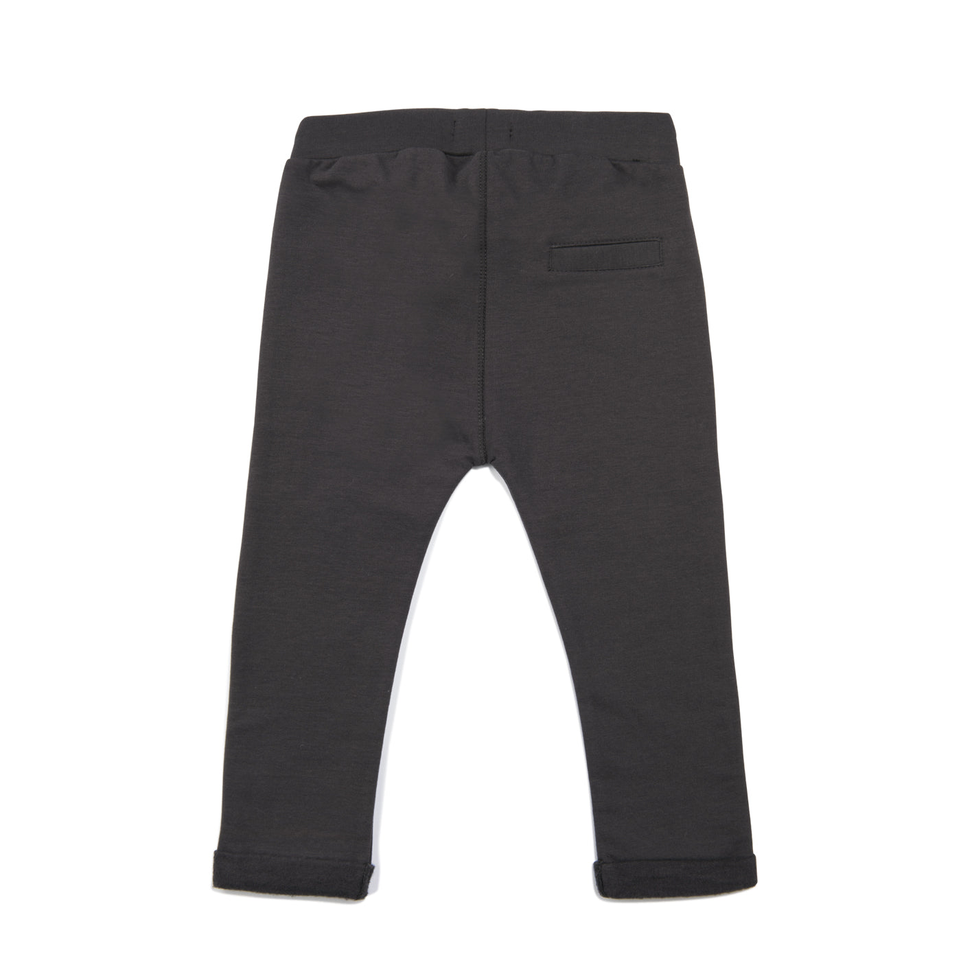 Basic jersey pants, Graphite