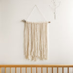 Macramé Wallhanging Falls, Medium