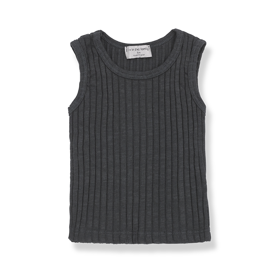 Lea tank-top, black
