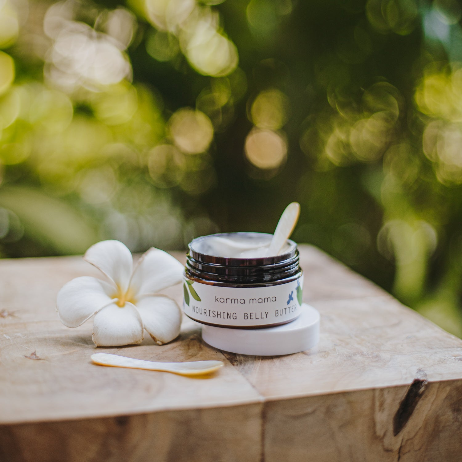 Nourishing Belly Butter