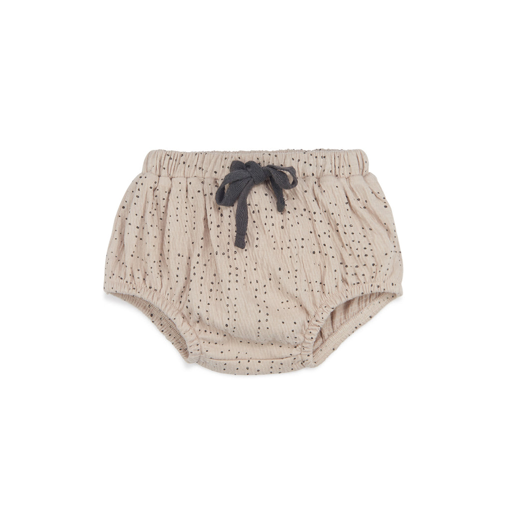 Textured bloomers AOP