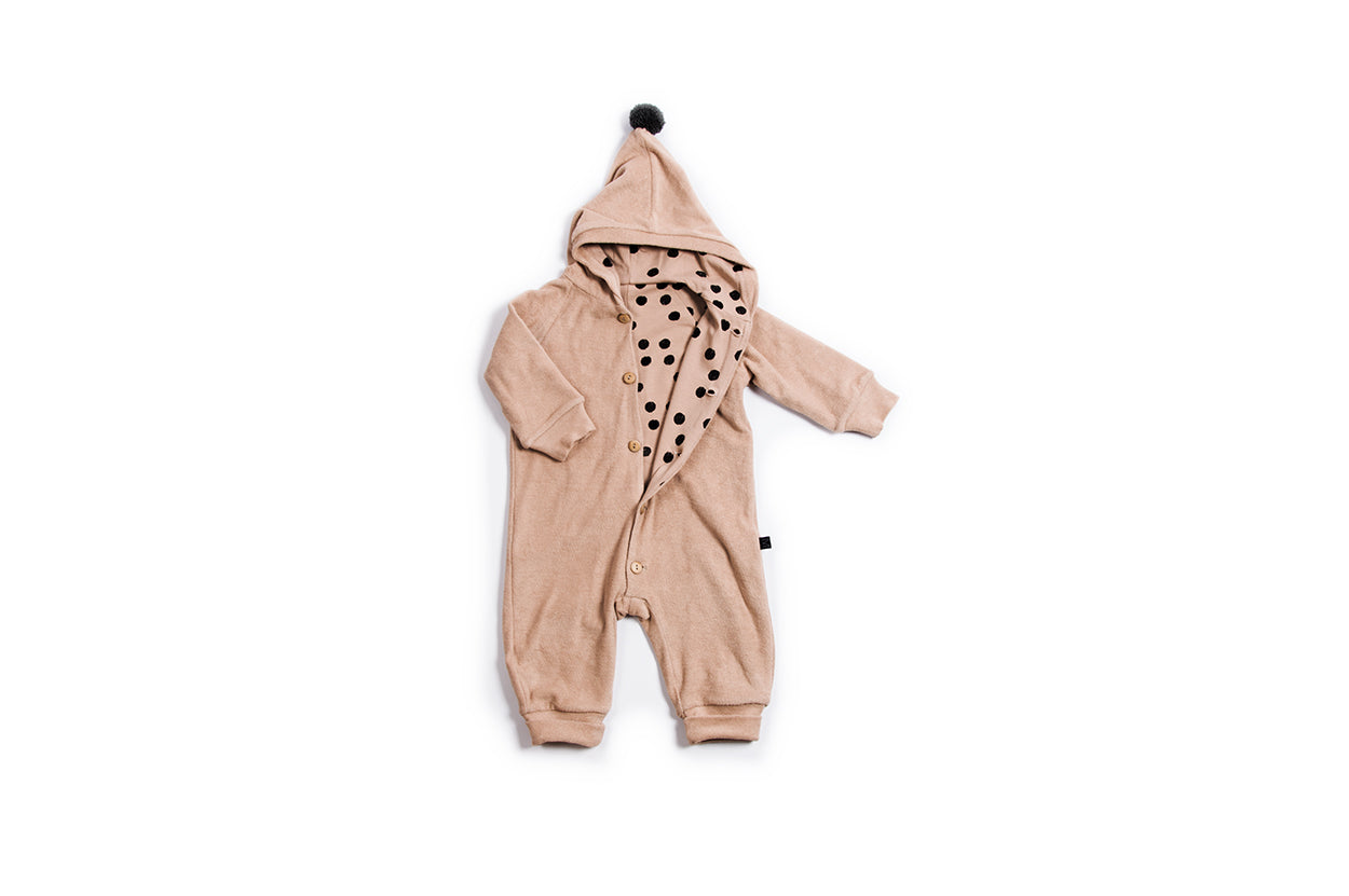 Fawn Overall