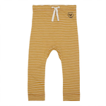 Baggy leggings apple cinnamon stripes