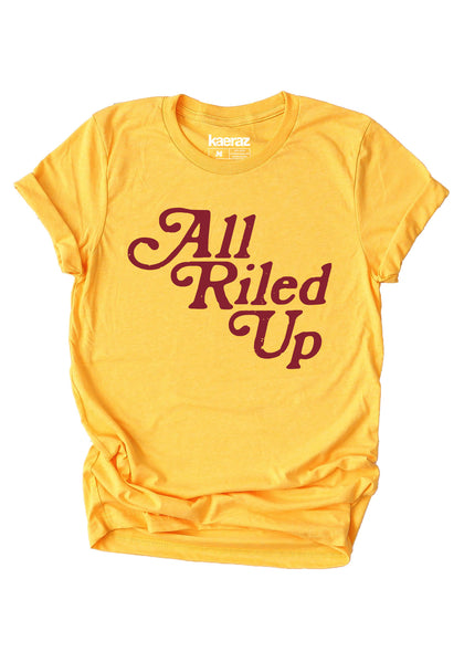 All Riled Up Tee