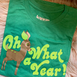 Oh Deer What A Year Tee