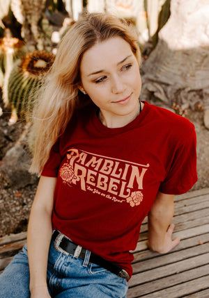 Ramblin Rebel Tee