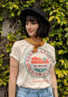 Rugged Ladies Hiking Club Tee / womens graphic tees / vintage style arizona souvenir tshirt / travel shirt gift / hike hiker gifts shirts