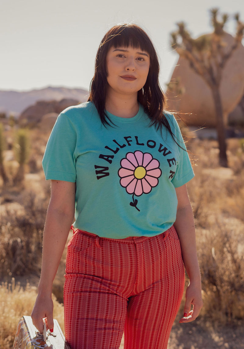 The Wallflower Tee