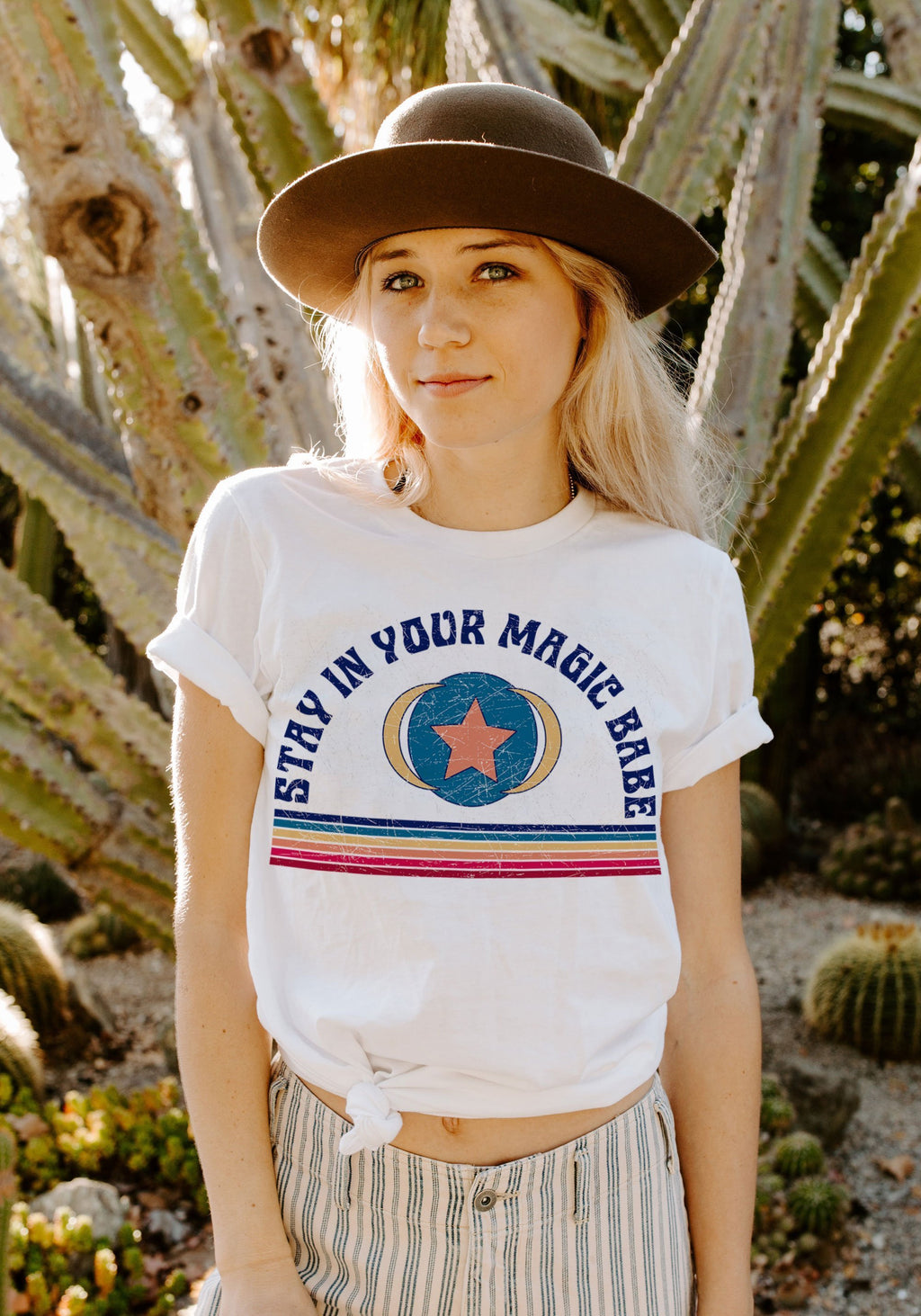 Stay In Your Magic Tee