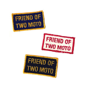 Friend of Two Moto
