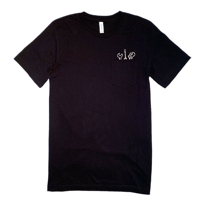 Tools Pocket t-shirt