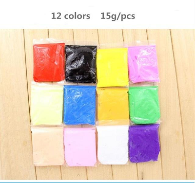 3D Color Clay Mold Tool