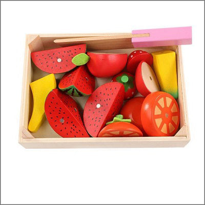 Fruits and Vegetables toys