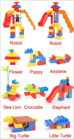 Building Blocks toys for kids