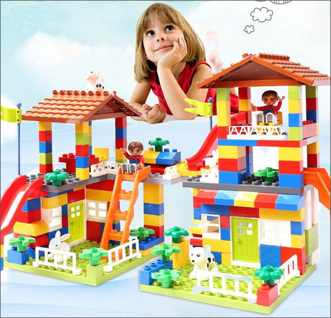 DIY Colorful Building Blocks