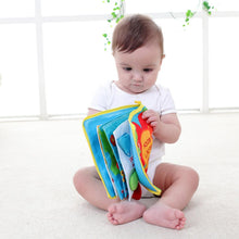 12 pages Soft Baby Books By Our Smarter Toddlers