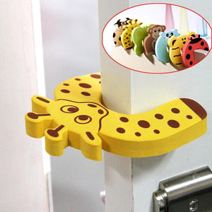 5 PCS/Lot Baby Safety Door Stopper By Our Smarter Toddlers