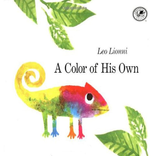 A Color of His Own By Leo Lionni By Our Smarter Toddlers