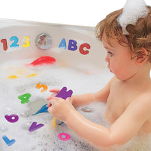 Alphanumeric Letter Bath Puzzle for Toddler By Our Smarter Toddlers