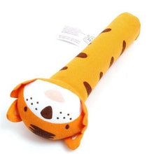 Baby Animal Hand Bell Ring Rattles By Our Smarter Toddlers