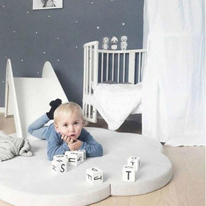 Baby Gym Cloud Play Mat By Our Smarter Toddlers