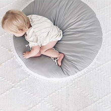 Cotton Baby Crawling Mat By Our Smarter Toddlers
